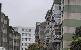 我司参与白云新村老小区改造项目的外墙清洗施工顺利结束