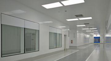 制药厂房洁净室净化系统的清洁,消毒标准操作程序