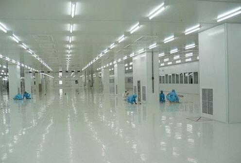 PVC防静电地板打蜡