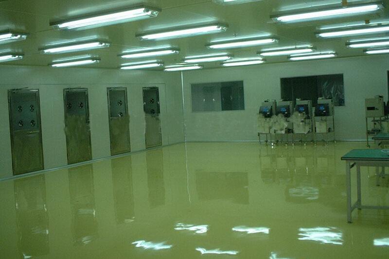 防静电环氧树脂地板打蜡