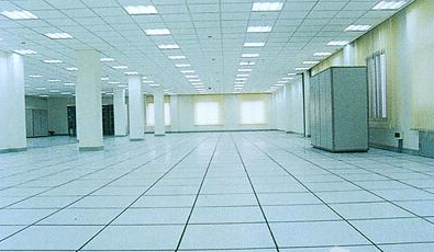 高架防静电地板打蜡