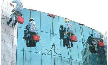 高楼外墙清洗工作概要