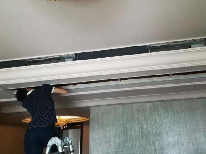 常州空调清洗之家庭中央空调清洗步骤